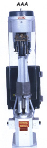 ASA Fixed head olive oil bottle capper with automatic lifter