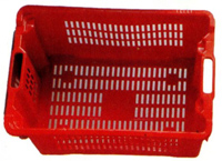 Stack'n'Stow Perforated Crates